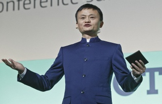 The founder of Alibaba supports Putin's initiative on creation of a joint Internet platform