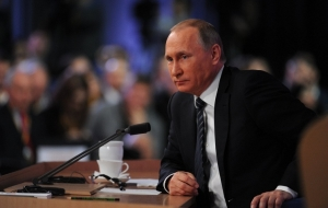Putin believes trump the absolute leader of the presidential race in the US and talented person