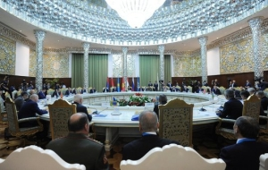 The summits of the CSTO and Supreme Eurasian economic Council held in Moscow