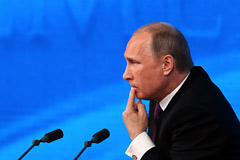 Putin predicted the deterioration of economic relations with Ukraine from January 1