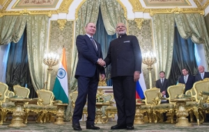 Russia and India signed a number of documents, including on the simplification of travel