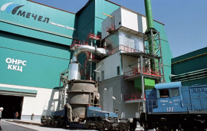 "The Supreme court agreed with the legality of collecting from ""Mechel"" 750 million"