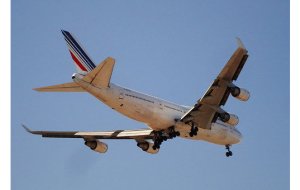 Air France will resume passenger flights to Iran in April