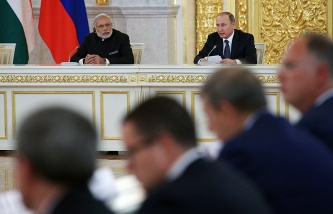 Privileged strategic partnership of Russia and India will develop