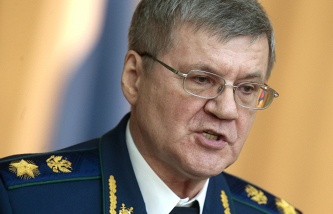 Zyuganov is sure that BCF charges in the address of Chaika is the CIA