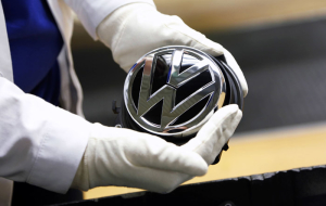 "Volkswagen has drastically reduced the number of affected ""diesel"" scandal machines"