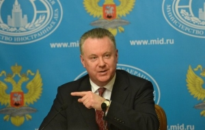 Lukashevich: the number of OSCE countries reject the draft for confrontation with Russia