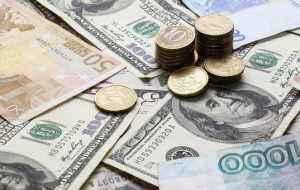 Weighted average dollar exchange rate rose by 1.72 ruble