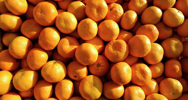 Oranges, tangerines and tomatoes are prohibited to import into Russia from Turkey