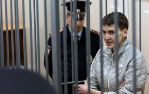 The Prosecutor in the case Savchenko in court felt bad