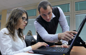 "The action ""Hour of code"" kicks off across Russia on the Day of Informatics"