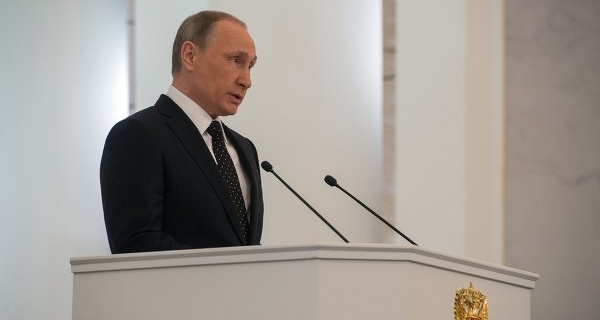 Putin submitted to the state Duma for ratification the agreement with South Ossetia on prisoners
