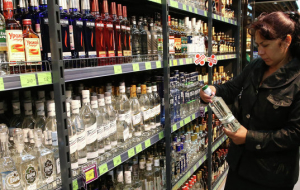 B: FAS proposes to increase the price for vodka and reduce for tinctures
