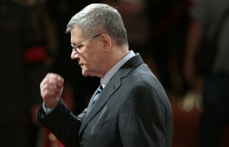 """Sands: the Kremlin has no """"plan by integrity"""" the Seagull"""