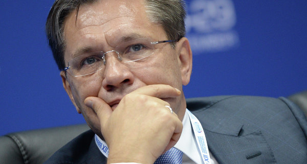 Likhachev: the MAYOR has proposed to restrict the import of light industry products from Turkey