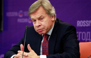 Pushkov: dommery against Turkey may follow after the message of Putin