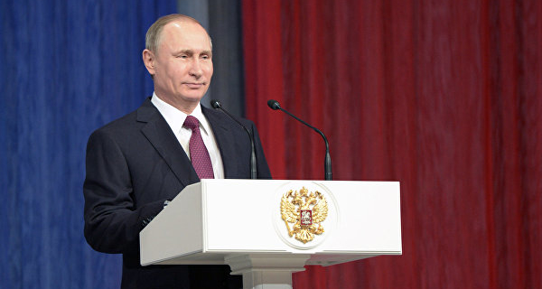 Putin signed a law aimed at stimulating mortgage deals