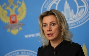 Zakharova called fantasy Saakashvili charges of inciting separatism Surkov