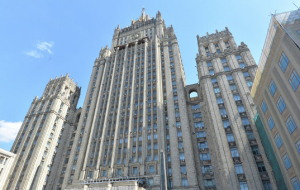 "Foreign Ministry: Lavrov and Kerry ""compared notes"" on major issues of the agenda"