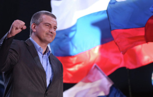 Aksenov advised Poroshenko not to dream about the return of the Crimea