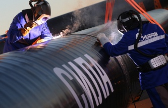 """""""Gazprom drilling"""" received the contract of """"Gazprom"""" to 39 billion rubles for drilling on the Chayanda"""