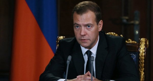 Medvedev will hold a meeting on development of Russia's economy