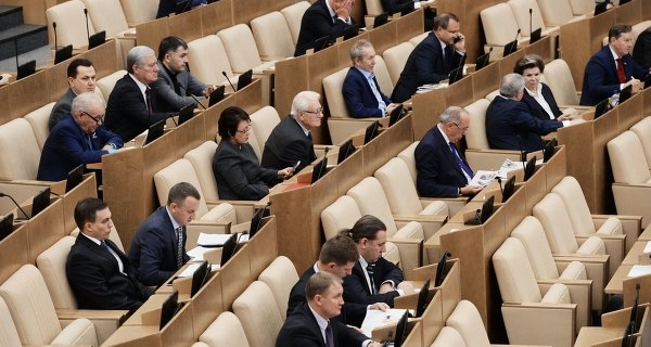 The state Duma on Tuesday could approve the project on the extension of Amnesty