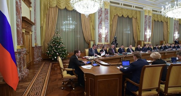 The government will encourage the 20 most developed regions of Russia