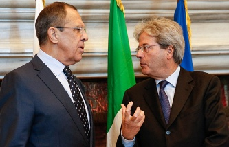 Lavrov: Moscow does not accept the schemes under section Syria