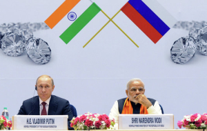 Peskov explained why the meeting of modi and Putin moved to Moscow