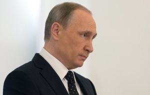 Sands of the web: Putin's message marked a problem