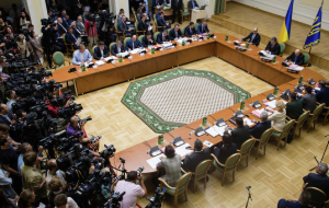 The Cabinet of Ministers of Ukraine on Wednesday will take a decision, in response to predamage of the Russian Federation