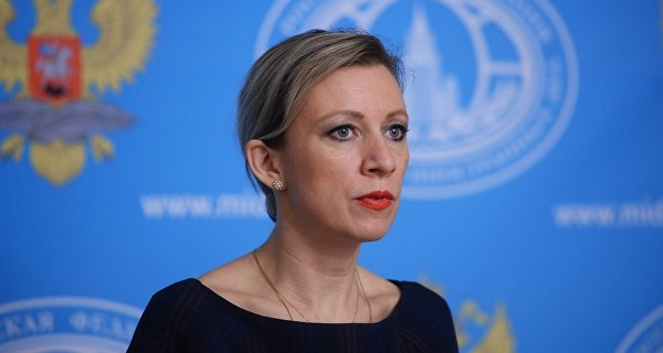 Zakharova: Russia is ready to consultations with Poland on the MFA level zamglavy