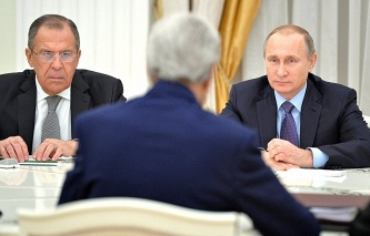 Lavrov urged the West to proceed from the logic that Russia is fighting in the Donbass