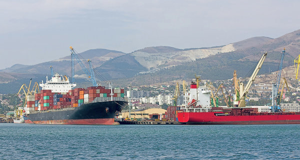 Russian ports in 2015: Pacific harbour