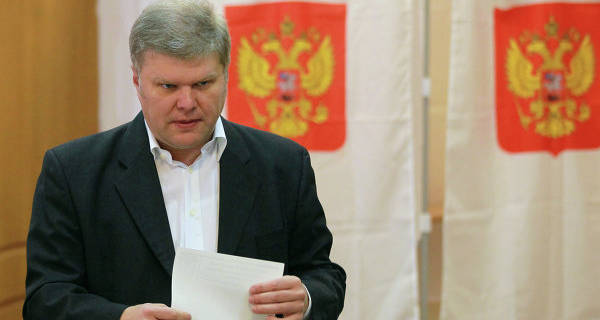 Mitrokhin decided to run for the post of head of Yabloko