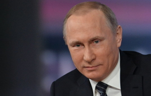 Putin: it is unwise to use anti-Russian propaganda