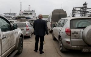 Ferry, who went from Sevastopol to Turkey, will redirect to Abkhazia
