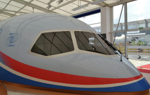 Rogozin: fuselage new aircraft MS-21 ready