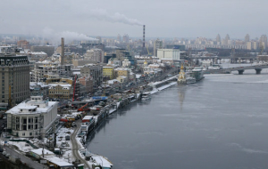 Russia imposed an embargo on food supply from Ukraine