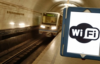 FAS recognized the operator's Wi-Fi in the Moscow metro, a violator of the law on advertising