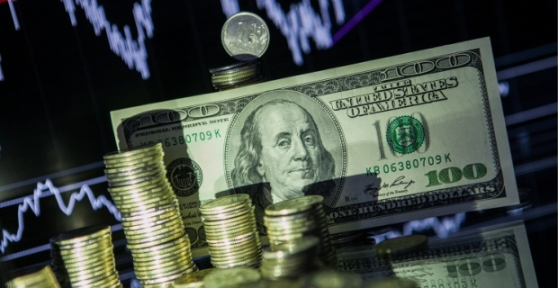 The dollar against the ruble at the opening of trading rose by 46 cents to 71.4 ruble