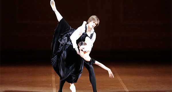 "Clients of ""Sberbank First"" visited a ballet by John Neumeier"