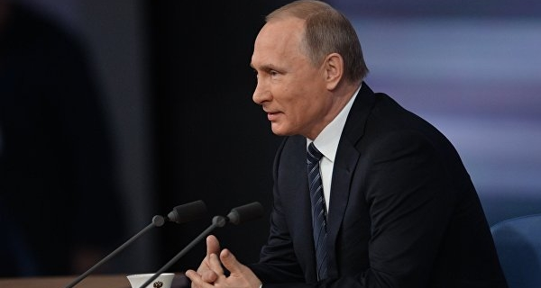 Putin: investors interested in working in the Russian Federation, aware of the realities of the market