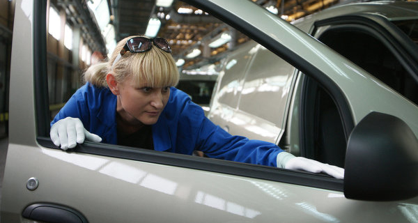 AvtoVAZ from December 16 will again begin to place their machines in Hungary