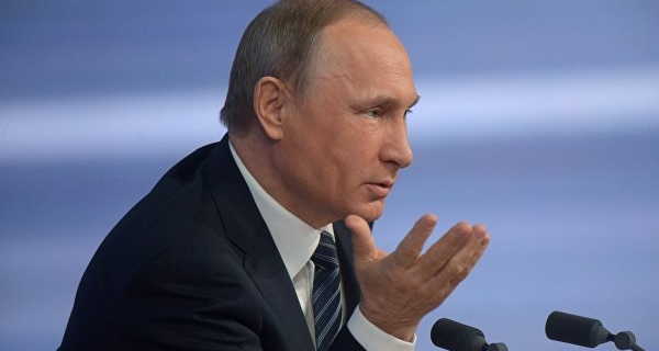 Putin: Russia is ready to cooperate with Ukraine on gas as with a partner