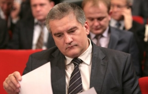 Aksenov said that Crimea has not received claims by the government