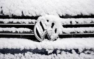 Sales of Volkswagen in the US in November fell by a quarter