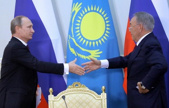 Putin: agreement of the Russian Federation and Kazakhstan allowed the two economies to avoid being hit