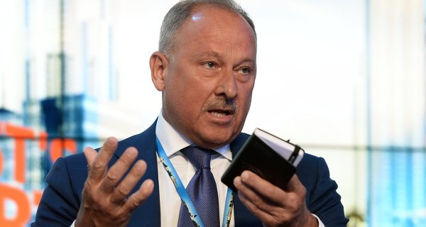 Vnesheconombank Chairman about a possible resignation: to me this question is not discussed